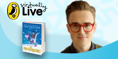 Members invited to e-meet Tom Fletcher in The Christmasaurus webcast