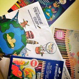 World Kids Colouring Day 2014: Competition Packs & Entries