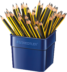 STAEDTLER pencils